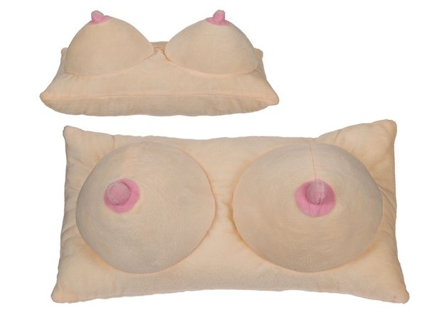 Coussin Forme Seins